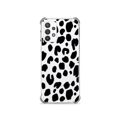 Capa (Transparente) para Galaxy A52 - Animal Print Basic