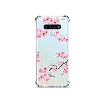 Capinha para LG K71 - Cerejeiras