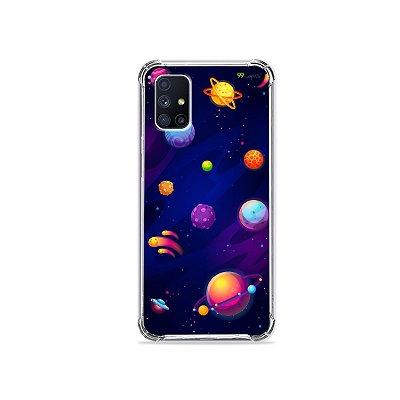 Capa para Galaxy M51 - Galáxia