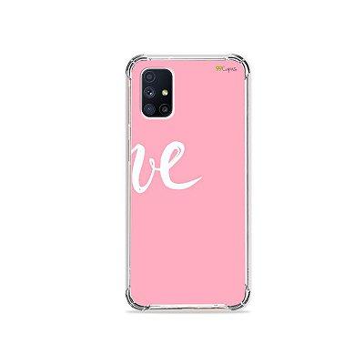 Capa para Galaxy M51 - Love 2