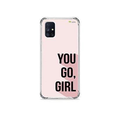 Capa para Galaxy M51 - You Go, Girl