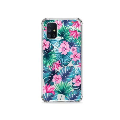 Capa para Galaxy M51 - Tropical