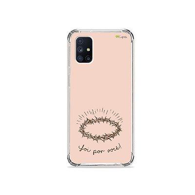 Capa para Galaxy M51 - Foi por você