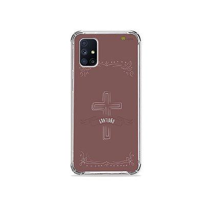 Capa para Galaxy M51 - Gratidão