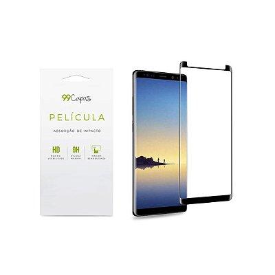 Película de Gel (com bordas) para Galaxy Note 8 - 99Capas