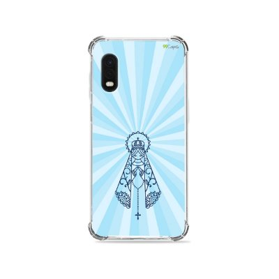 Capa para Galaxy XCover Pro - Nossa Senhora