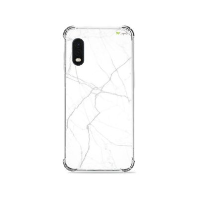Capa para Galaxy XCover Pro - Marble White