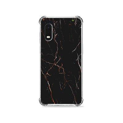 Capa para Galaxy XCover Pro - Marble Black
