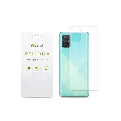 Skin (película traseira) para Galaxy A71  - 99Capas