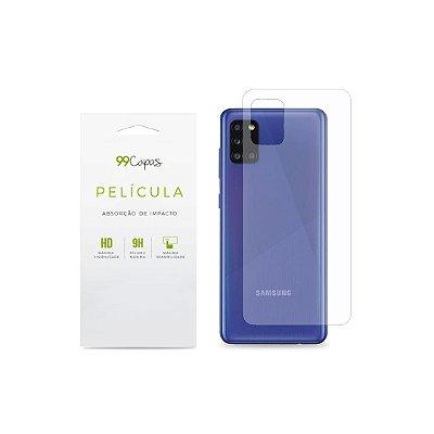 Skin (película traseira) para Galaxy A51  - 99Capas