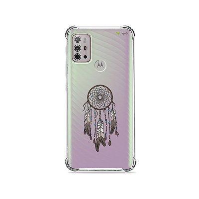 Capa (Transparente) para Moto G10 - Filtro dos Sonhos