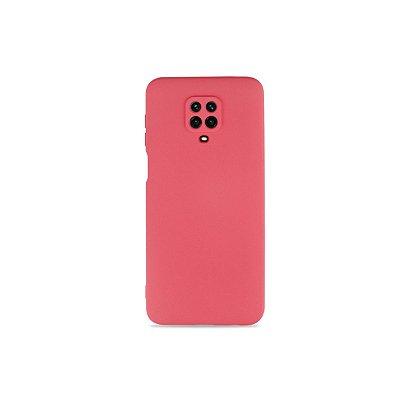 Silicone Case Goiaba para Redmi Note 9 Pro (com proteção na câmera)