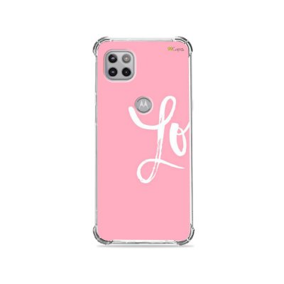 Capa para Moto G 5G - Love 1