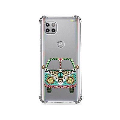 Capa (Transparente) para Moto G 5G - Kombi