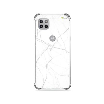 Capa para Moto G 5G - Marble White