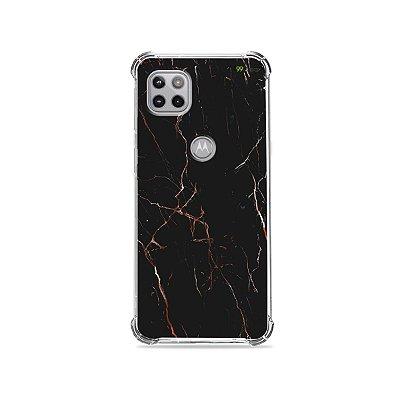Capa para Moto G 5G - Marble Black