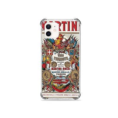 Capa para iPhone 12 - Martini
