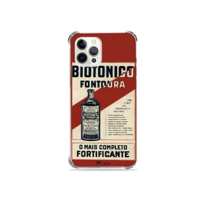 Capa para iPhone 12 Pro Max - Biotônico