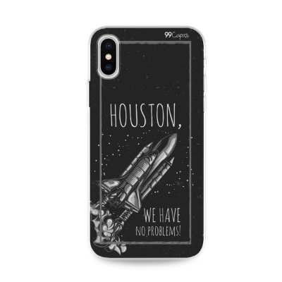 Capa para iPhone X/XS - Houston