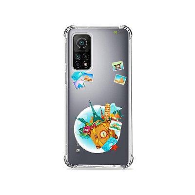 Capa (Transparente) para Xiaomi Mi 10T Pro - Memórias