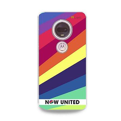 Capa para Moto G7 Plus - Now United 1