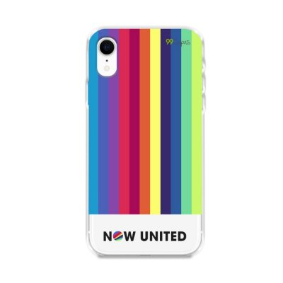 Capa para iPhone XR - Now United 2