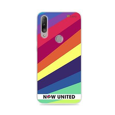 Capinha para Zenfone Max Shot - Now United 1