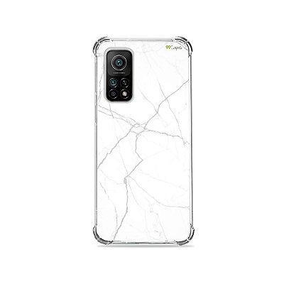 Capa para Xiaomi Mi 10T Pro - Marble White