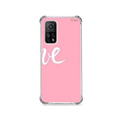 Capa para Xiaomi Mi 10T Pro - Love 2