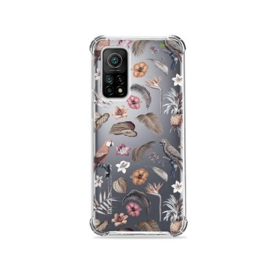 Capa (Transparente) para Xiaomi Mi 10T Pro - Sweet Bird