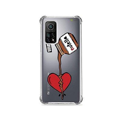 Capa (Transparente) para Xiaomi Mi 10T Pro - Nutella