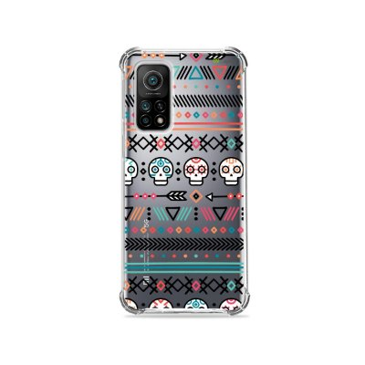 Capa (Transparente) para Xiaomi Mi 10T Pro - Tribal