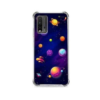 Capa para Redmi 9T - Galáxia