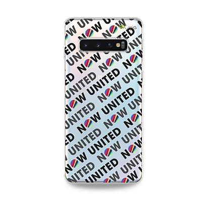 Capinha para Galaxy S10 Plus - Now United 3