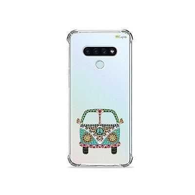 Capa (Transparente) para LG K71 - Kombi