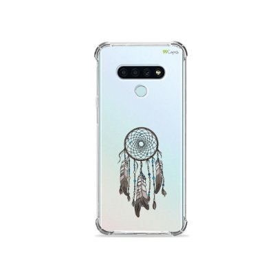 Capa (Transparente) para LG K71 - Filtro dos Sonhos