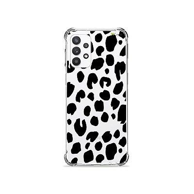 Capa (Transparente) para Galaxy A32 5G - Animal Print Basic