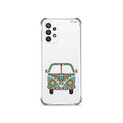 Capa (Transparente) para Galaxy A32 5G - Kombi