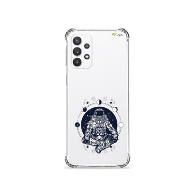 Capa (Transparente) para Galaxy A32 5G - Astronauta