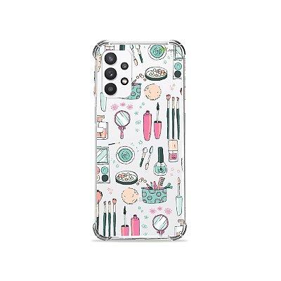 Capa (Transparente) para Galaxy A32 5G - Make Up