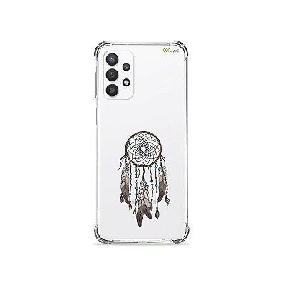 Capa (Transparente) para Galaxy A32 5G - Filtro dos Sonhos
