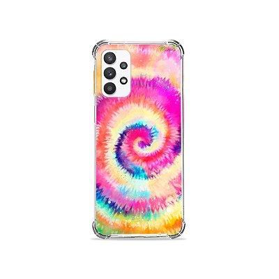 Capa para Galaxy A32 5G - Tie Dye