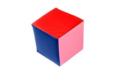 Cubo De Cores Med. 16 X16x16 Cm