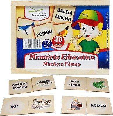 Memoria Educativa Macho E Femea E Suas Escritas