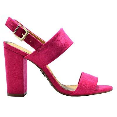 Sandália Eleven Eleven Amandda Pink Clássica