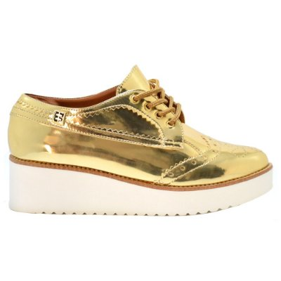 Oxford Creeper Dourado