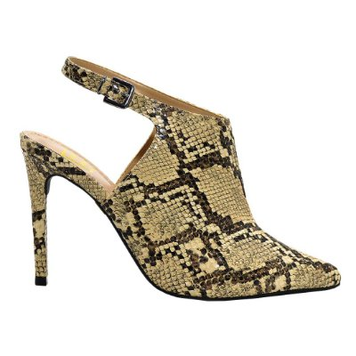 "Sandal Boot ""Coral"" Bege by DRSKA"