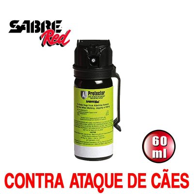 .SPRAY DE PIMENTA SABRE RED
