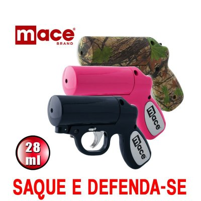 .PISTOLA DE PIMENTA MACE
