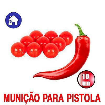 MUNIÇÃO PARA PISTOLA DE PIMENTA
